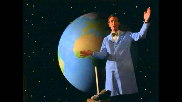 Bill Nye's introduction to the metric system