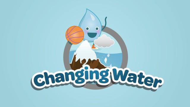 Changing water- States of matter