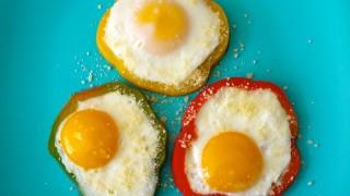 Easy Recipes for Kids: How to Make Bell Pepper Eggs for Children – Weelicious