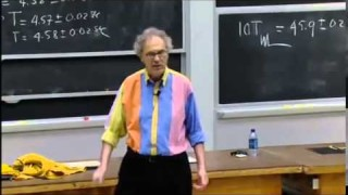 For the love of Physics – Professor Walter Lewin, M.I.T.