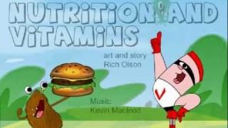 HEALTHY FOOD SONG