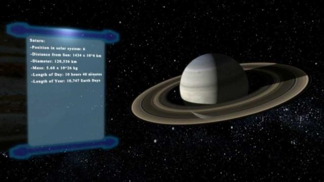 Improved Solar System Animation