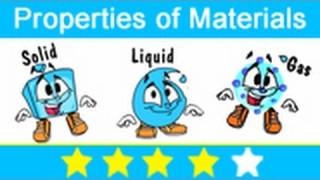 kids science – Properties of Materials