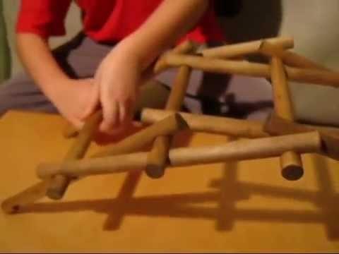 Leonardo da Vinci machines in motion