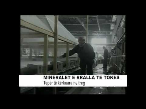 MINERALET E RRALLA TE TOKES ABC NEWS AL