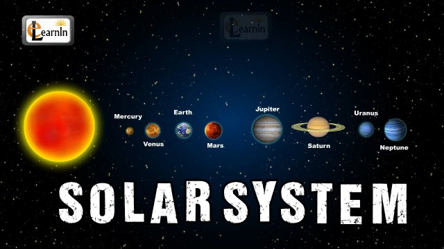 Planets in our solar system   Sun and solar system   Solar System for children   8 planets elearnin