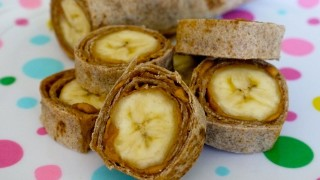 Snack Food Recipes for Kids: How to Make Banana Bites for Children – Weelicious