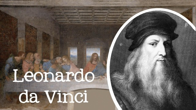 Leonardo da Vinci for Children: Biography for Kids – FreeSchool