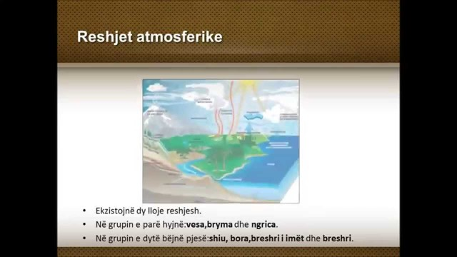Reshjet atmosferike, Anyla Hasimja & Çlirimtare Makolli, kl 9, Prof Shqipe Hoxha Llonçari
