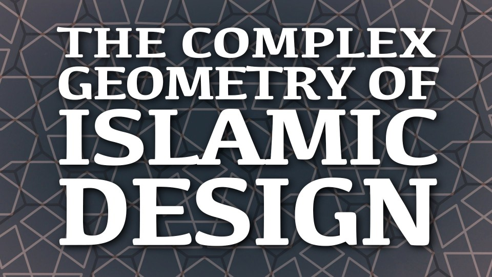 The complex geometry of Islamic design – Eric Broug