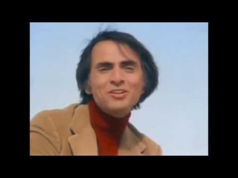 Carl Sagan–Eratosteni vërteton se bota është e rrumbullakët