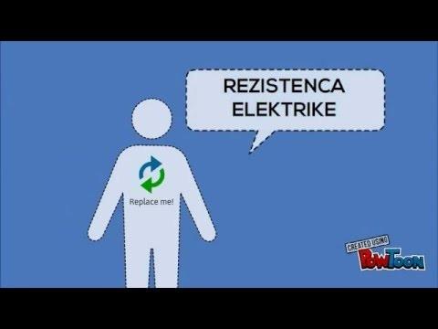 Rezistenca Elektrike Dije Ferati Dea Bislimi IX1 Prof Kimete Dida