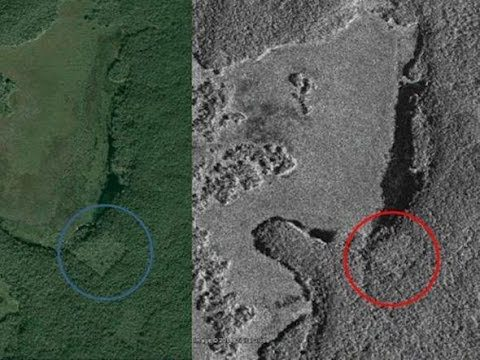 Boy Makes Discovery of Lost Mayan City