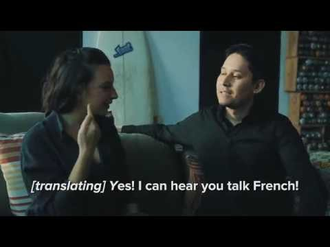 Can You Hear Me in French