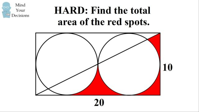 Can You Solve This 6th Grade Geometry Problem From China?