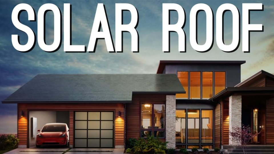 Tesla's Solar Tiles – My Thoughts