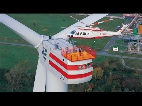 🔥 The Most Powerful Wind Turbine in The World 🔥
