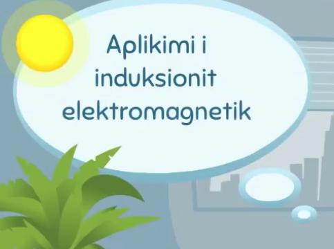 Aplikimi i induksionit elektromagnetik Urtina Morina Leunora Shabani IX3 Prof Kimete Dida