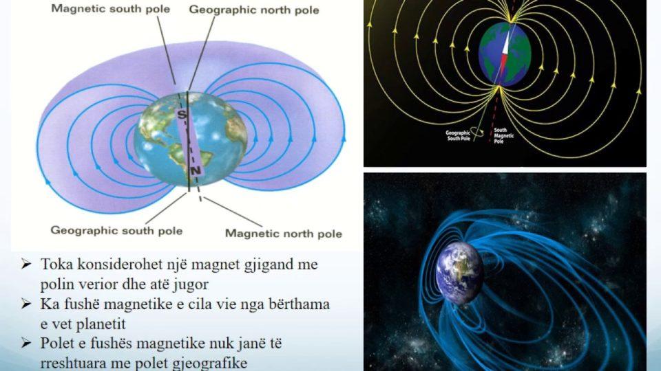 Fusha magnetike dhe magnetet Diar Maloku VIII1 Prof Shqipe Hoxha – Llonçari