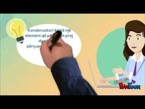 Induktoret dhe kondensatoret Donik Nitaj Erleta Muqaj IX2 Prof Kimete Dida