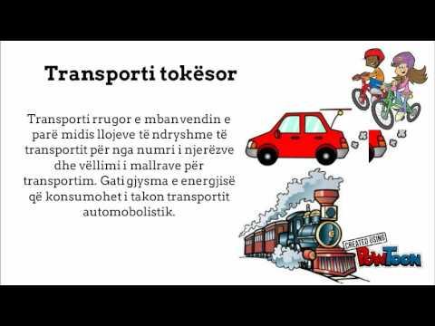 Klasifikimi i llojeve të transportit Eda Bobani Ron Vllasaliu IX3 Prof Kimete Dida