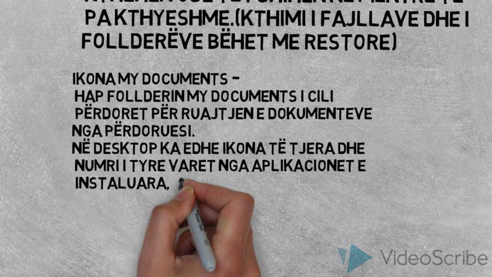 Koncepte bazë të punës me Windows Leonit Kelmendi Fatjona Shaqiri Prof Kimete Dida