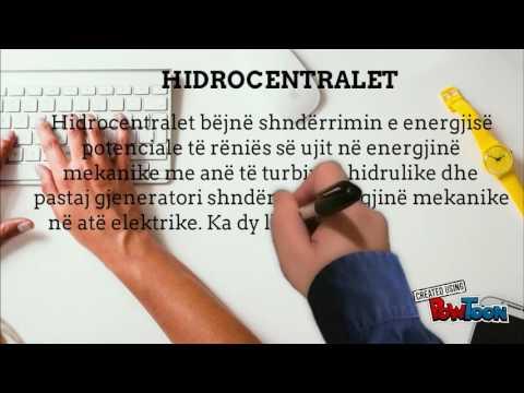 Prodhimi i energjisë elektrike Redon Murati Elza Paqarada IX3 Prof Kimete Dida