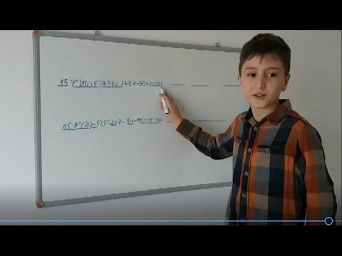 Shumëzimi i shumës dhe i ndryshimit Sharr Bujari kl3 Mësuese Igballe Galica