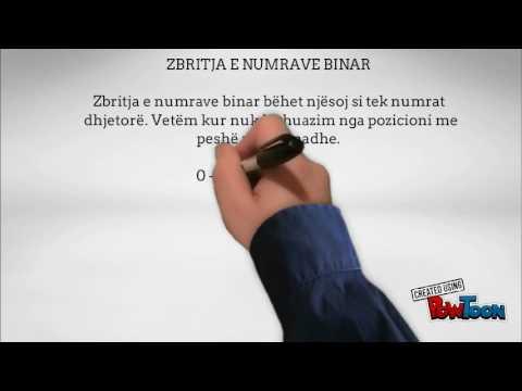 Sistemi dekad dhe binar Altin Llumnica Anesa Berisha IX3 Prof Kimete Dida