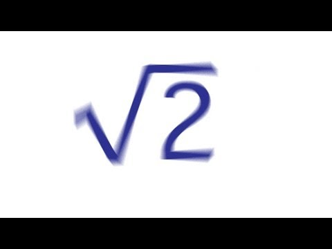 Root 2 – Numberphile