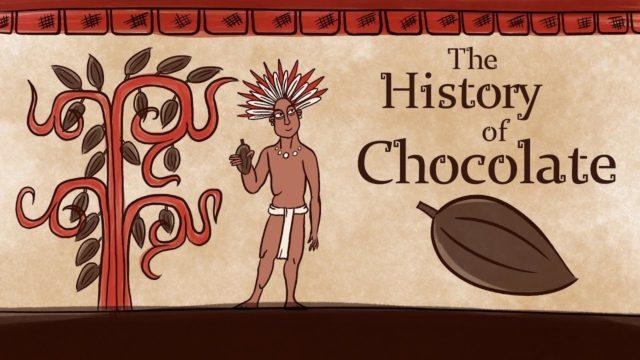 The history of chocolate – Deanna Pucciarelli