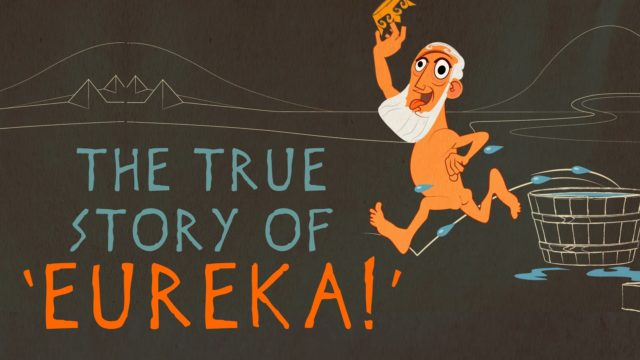The real story behind Archimedes' Eureka! – Armand D'Angour