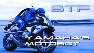 Yamaha's Motobot – Behold The Future