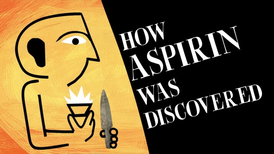 How aspirin was discovered – Krishna Sudhir