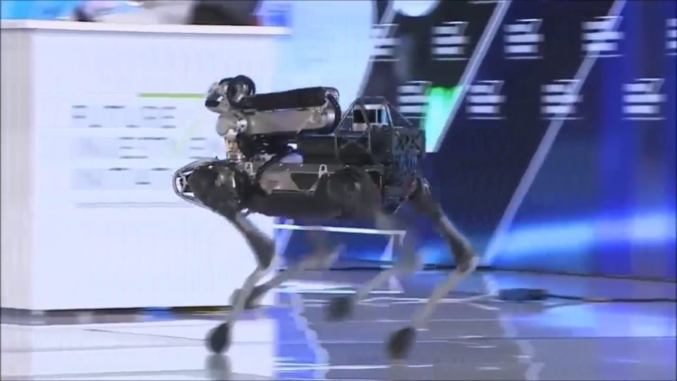 Boston Dynamics: The Coming Robot Revolution – Marc Raibert