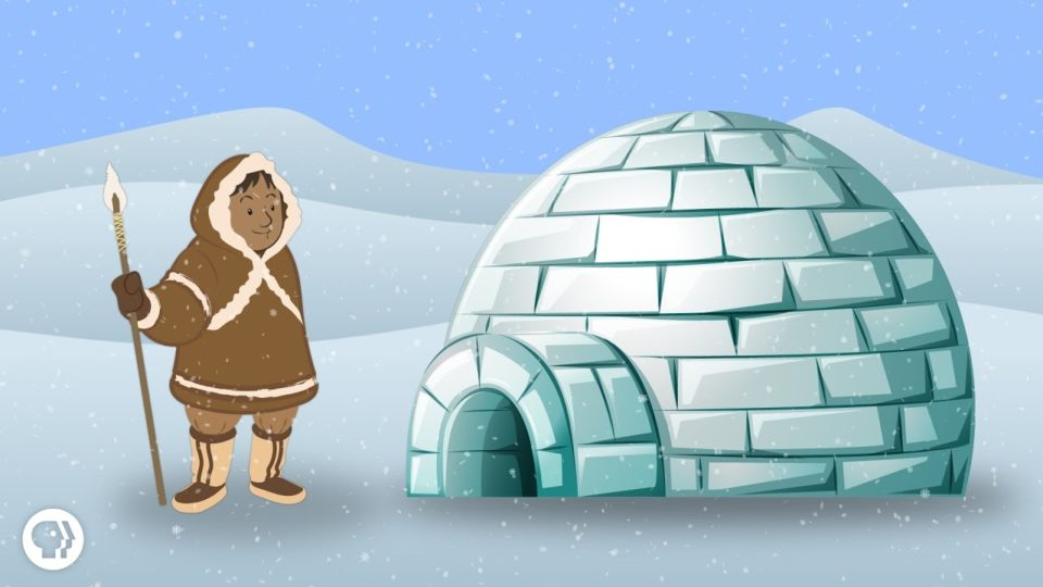 How An Igloo Keeps You Warm