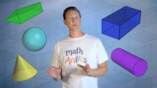 Math Antics – Volume