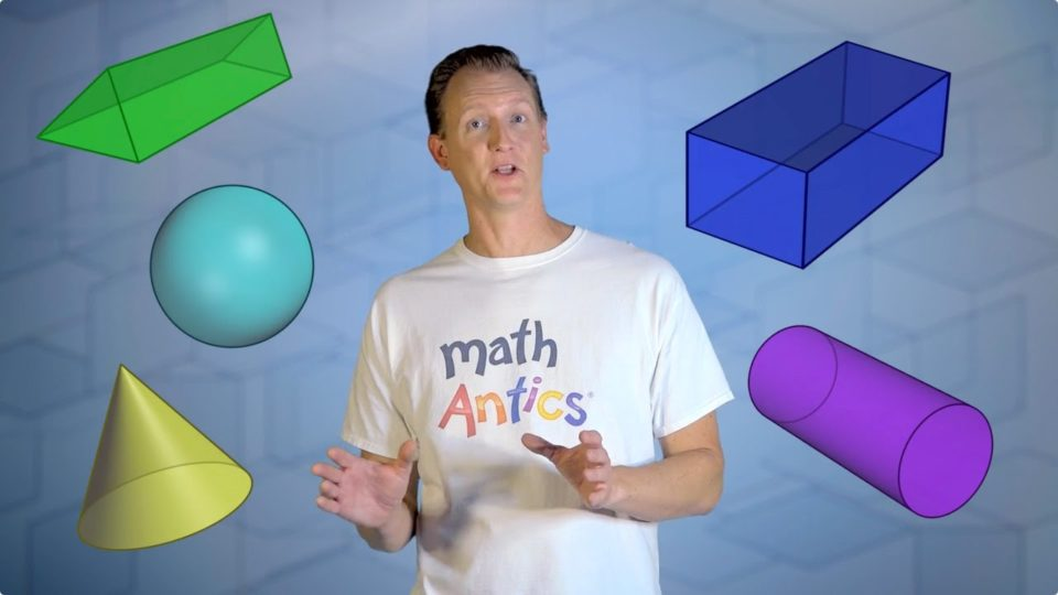 Math Antics – Volume
