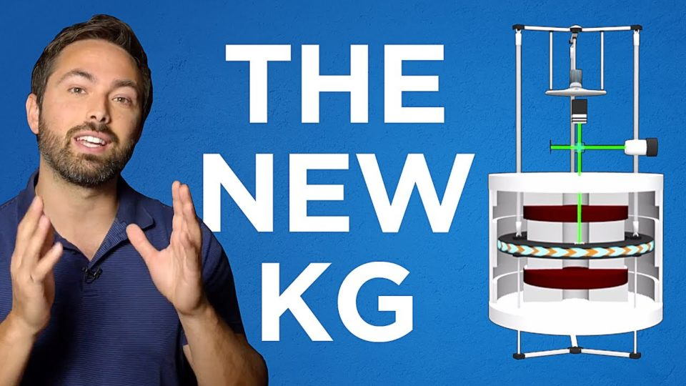 How We're Redefining the kg