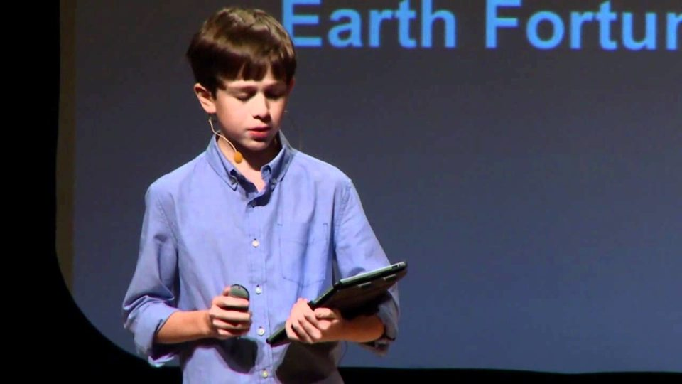 iPhone application developer… and 6th grader | Thomas Suarez | TEDxManhattanBeach