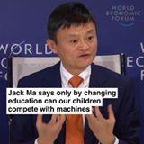 Vizioni i Jack Ma për edukimin