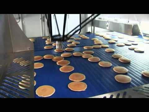 ABB Robotics – Picking pancakes