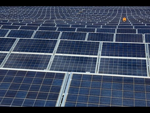 France looks to solar, renewable energy | Sustainable Energy