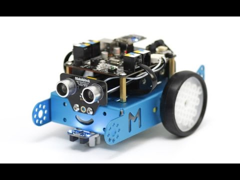 Why Is the mBot with Scratch the Best Robot to Teach STEM to School Children?