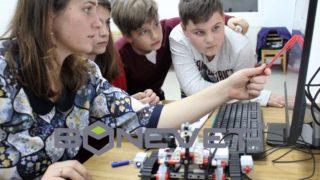 BONEVET Kosova Makers League, Gara e robotëve për fëmijë