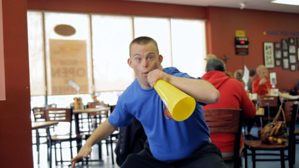 "Restaurant Owner Tim Harris: ""I Have Down Syndrome. I Am Awesome."""