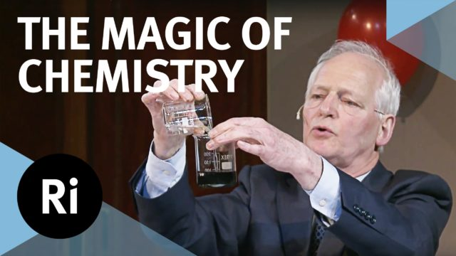 The Magic of Chemistry – with Andrew Szydlo