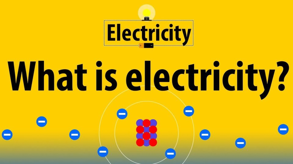 What is electricity? – Electricity Explained – (1)