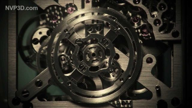 The Antikythera Mechanism – 2D