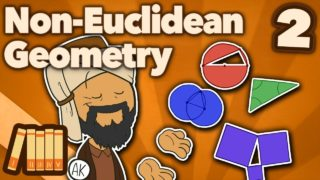 The History of Non-Euclidian Geometry – The Great Quest – Extra History – #2